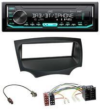 JVC DAB Bluetooth MP3 USB Autoradio für Ford Ka (RU8, ab 2008)
