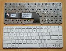 HP ENVY dv4-5b00 DV4-5200 DV4-5300 dv4t-5200 dv4t-5300 white Keyboard w/ frame