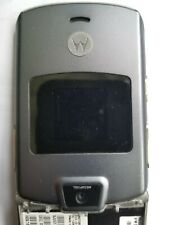 Motorola Razr V3C - Silver (Verizon) Cellular Phone