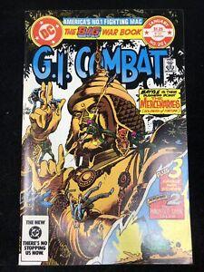 GI Combat #261 (DC 1984) Joe Kubert ~ 9.2 NM-