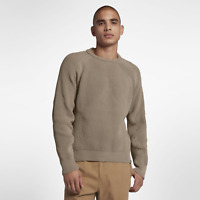 Nike NikeLab Tech Classic Sport Knitted Sweater Made In Italy AH8459 235 $250 K