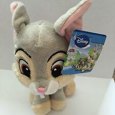 "Disney Posh PAws THUMPER Bunny Rabbit Beanie Soft Toy Peluche Teddy 8 ""NUOVO"