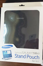 "Samsung Galaxy Tab 3 Stand Pouch, For 10.1"", Black, no UPC"