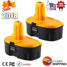 2 X 3.0Ah 18 Volt Battery Pack for DeWALT DC9096-2 18V XRP Battery DE9095 DW9098