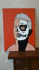 AEW Darby Allin All Elite Wrestling 30x40cm canvas