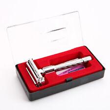 1XMen Sicherheit Double Edge Blade Rasur Haar Razor Shaver Blades Old-Style  A+