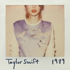TAYLOR SWIFT 1989 (CD, album, 2014) pop, pop rock, country, very good condition