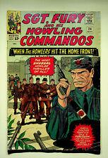 Sgt. Fury and his Howling Commandos #24 (Nov 1965, Marvel) - Good-