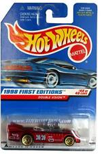 1998 Hot Wheels #684 First Edition #40 Double Vision