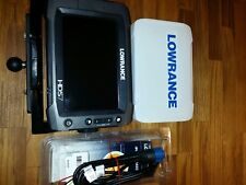 Lowrance HDS-7 Gen2 Touch Insight USA / HEAD UNIT ONLY with power plug.