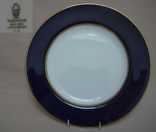 "Wedgwood ""Cobalt Royal"" DINNER PLATE"