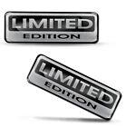 2x3D Limited Edition Aufkleber Motorrad Fahrrad Laptop Helm Tablette Wagen