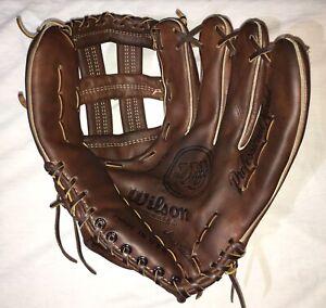 "Wilson ""THE A2000"" XXL RHT Made In USA Baseball / Softball Glove"