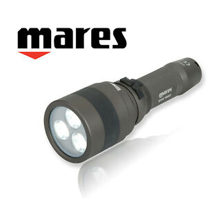 Torch Rechargeable EOS 15rz  Mares ~FREE SHIPPING~