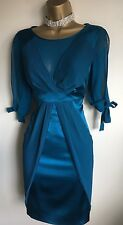 Karen Millen Silk Dress Size 14
