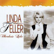 LINDA FELLER : ÜBERDOSIS LIEBE / CD (CLUB EDITION) - TOP-ZUSTAND