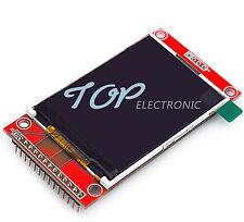 "3.3V 240x320 2.4"" SPI TFT LCD Panel Serial Port Module with PBC ILI9341"
