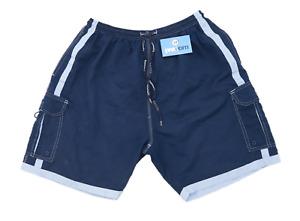 Donnay Mens Blue Elasticated Waist Shorts Size L/L7