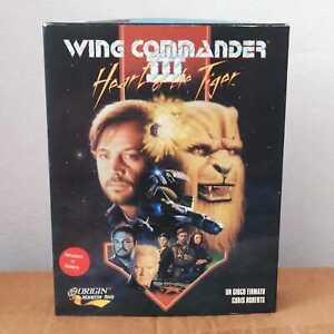 VIDEOGIOCO PC WING COMMANDER III COMPUTER
