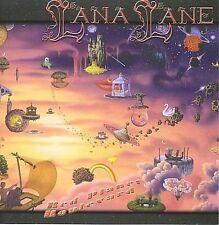Lana Lane-Red Planet Boulevard  CD NEW