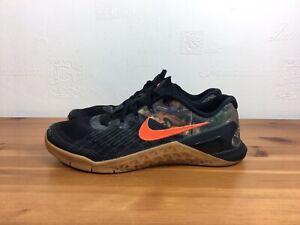 "Nike Metcon 3 ""Realtree Camo"" Size Uk7.5/EU42"