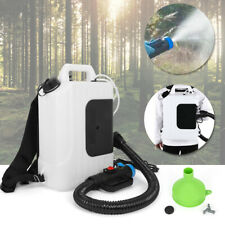 110V Electric Backpack Disinfectant Ulv Cold Fogger Machine - Sanitizer Sprayer