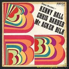 Kenny Ball - Chris Barber - Mr. Acker Bilk - Rare Lp