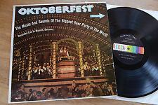 Oktoberfest Live in Munich Fritzi Bielmeier LP Decca DL 4332
