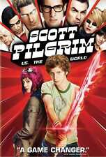 V-219 Scott Pilgrim vs. the World Movie Silk Poster Canvas wall decor24x36 12x18