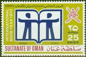 Oman 1972 Book Year 25b SG140 V.F MNH
