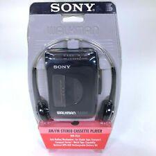 SONY AM FM Stereo Cassette Player WM FX10 - Vintage Rare VTG New WM-FX10