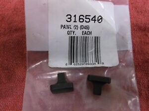 RAMSET 316540 PAWL KIT VIPER D45 D45A AUTOFAST BRAND NEW FREE SHIPPING