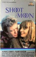 Shoot the Moon VHS Video