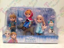Disney Frozen Petite Doll Gift Set - RARE NEW - MORE AVAILABLE Jakks Pacific