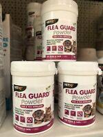 VETIQ Dog Cat Flea Guard Powder 60g Flea Tick Repellent Dogs Cats