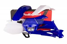 New WR WRF 250 07-14 450 07-11 Polisport Plastic Kit Enduro Plastics Blue OEM13