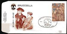 Belgium obp 1933 - DUC DE BRABANT - 1979 - FDC BRUSSEL