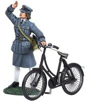 Britains Soldiers B25018 RAF Commemorative Set - WAAF with Bicycle, 1943