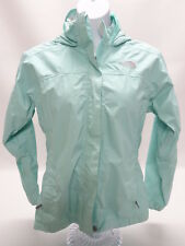 THE NORTH FACE MINT GREEN HYVENT WINDBREAKER JACKET - GIRLS 14-16 in GUC