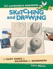No Experience Required! - Sketching and Drawing (No Experience Require-ExLibrary