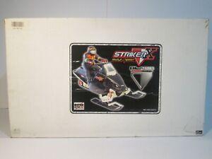 New in Box Rare Interactive Toy Blade Striker X Maximum Terrain RC Snowmobile