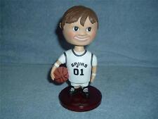 SPURS San Antonio Bobbin Bobble head Memory Company NBA LTD Series Loose 2002