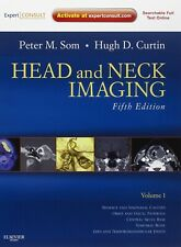 Head and Neck Imaging 5th Edition, Som & Curtin, 2 Volume Set, New & Sealed