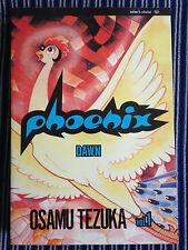 Phoenix, Vol 1 Dawn Osamu Tezuka (2003) Japanese Manga Comic - Out of print Rare