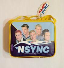 Thermos 1999 Nsync Softshell Lunchbox + Accessories