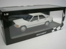 Mercedes Benz 190E (W201) Of 1982 to the / Of 1/18 Of MINICHAMPS 155037002