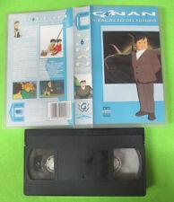 VHS film CONAN IL RAGAZZO DEL FUTURO 6 1994 GRANATA AC 0007 anime (F192) no dvd
