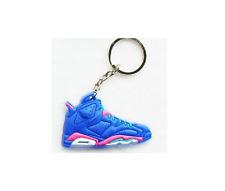 Jordon Basketball Sneaker Shoe Keychain Keyring Gift NEW