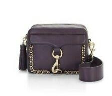 Rebecca Minkoff Woven Chain Camera Bag
