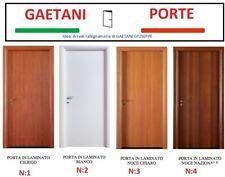 Porte interne vari colori. COMPLETA DI MANIGLIA. 119€ +IVA